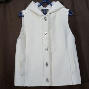 Jones New York signature vest